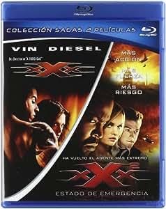 Colección Sagas: xXx [Blu-ray]