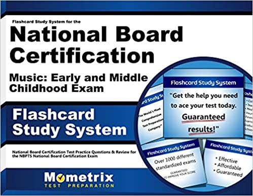 Flashcard Study System for the National Board Certification Music ...