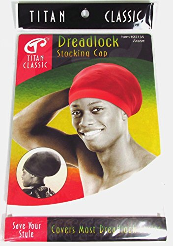 ock Stocking Cap #22135 [White], Kufi cap, rasta, afro, thick and thin. Spandex, bandana, turban, bonnet, one size fits all, men and women, boys and girls, adults and kids, jumbo, long, for all hair styles and types, skull cap, beanie,… ()