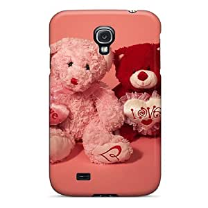 Forever Collectibles Happy Valentines Day Hd Hard Snap-on Galaxy S4 Case