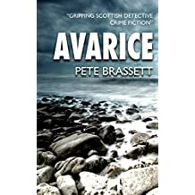 AVARICE: Gripping Scottish detective crime fiction