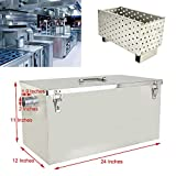 XuSha Commercial Grease Trap 25lbs 13GPM