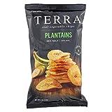 Terra Chips Chip Plantain Sea Salt, 5 oz