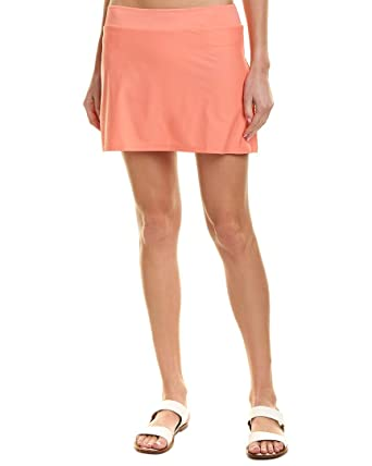 e833080b6d Amazon.com: Cabana Life Women's Longer Swim Skirt: Clothing