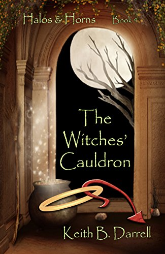 Amazon the witches cauldron halos horns book 4 ebook the witches cauldron halos horns book 4 by darrell keith fandeluxe Image collections