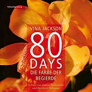 80 Days: Die Farbe der Begierde (80 Days 2) Hörbuch