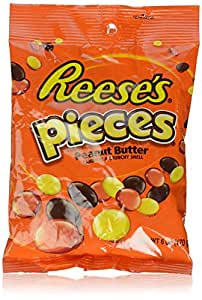 REESE'S PIECES Candy (6-Ounce Bag)