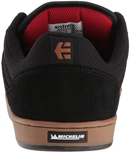 Red Uomo Black etnies Skateboard MARANA Scarpe da Gum XIqYp4