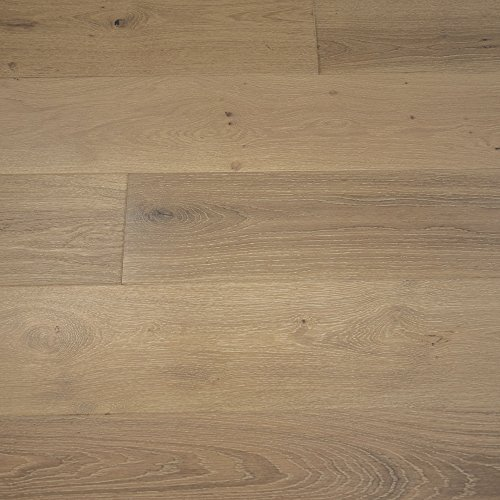 "Wide Plank 7 1/2"" X 1/2"" European French Oak (Antique"