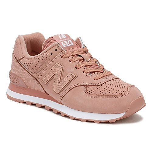 New Balance 574 Damen Sneaker Pink Rosa