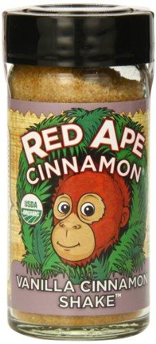 Red Ape Cinnamon Sugar Shake, Vanilla, 3.5 Ounce