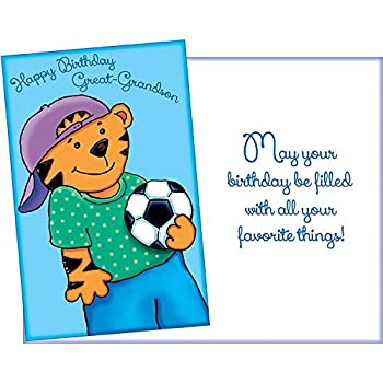 Amazon.com: Feliz cumpleaños para nieto. ¡Que tu cumpleaños ...