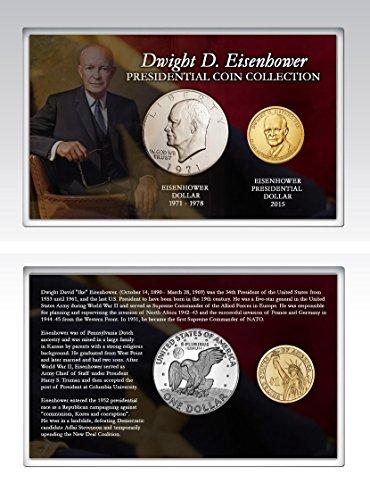 - 1900 Dwight D. Eisenhower Coin Set 1878-1904, 2015 None