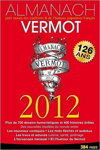 Almanach Vermot 2012