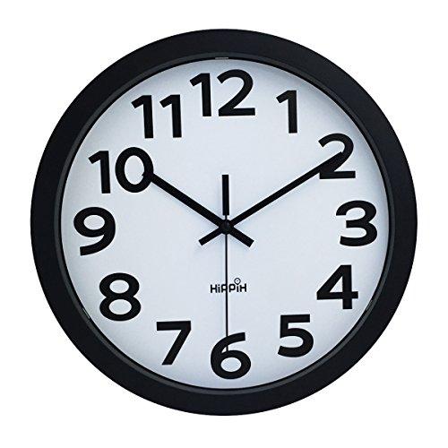 Hippih Silent Wall Clock 2311C