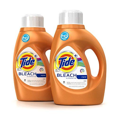 Tide Plus Bleach Alternative Original Scent High Efficiency