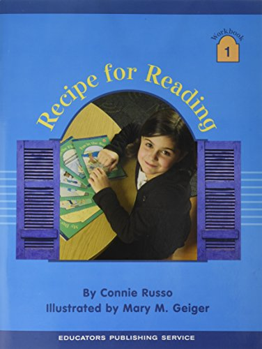 Recipe for Reading: Workbook 1