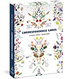Flat Vernacular Correspondence Cards: 10 Note Cards + Envelopes