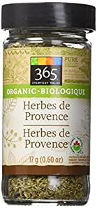365 Everyday Value Organic Herbes de Provence, 17g