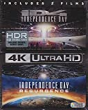 Independence Day / Independence Day: Resurgence (4K UltraHD + Blu-ray + Digital HD)