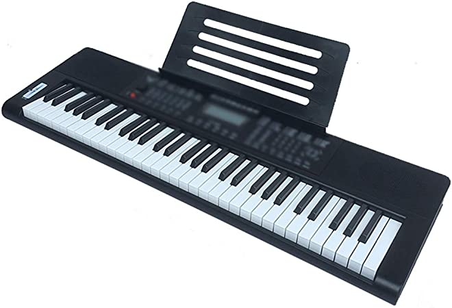 Teclado piano, 61 teclas emulación estándar teclado piano ...