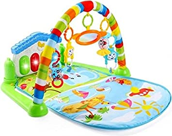 e36931b19b6aa Image Unavailable. Image not available for. Colour  WonderKart Kick and Play  Musical Piano Gym ...
