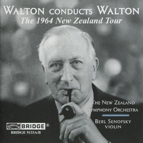 - Walton Conducts Walton - The 1964 New Zealand Tour