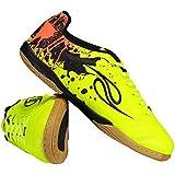 70d6b874175f4 Chuteira Dalponte Contact Futsal Amarela