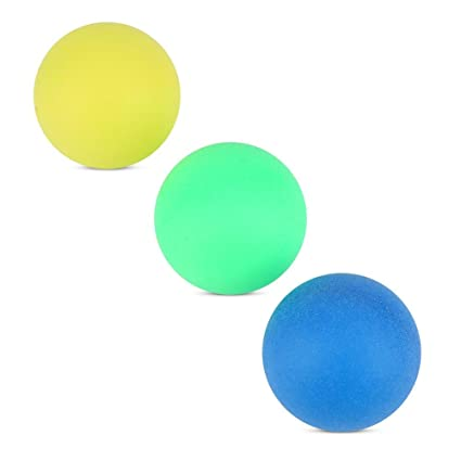 Ricisung Farbe Kunststoff Farbe Matt Tischtennis nahtlos Entertainment Spiel Lotterie Tischtennis