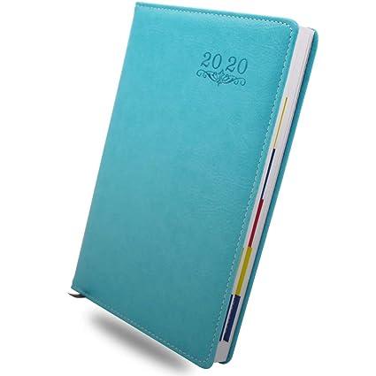 Agenda 2020 - WENTS A5 Agenda Daily Hermosa planificador ...