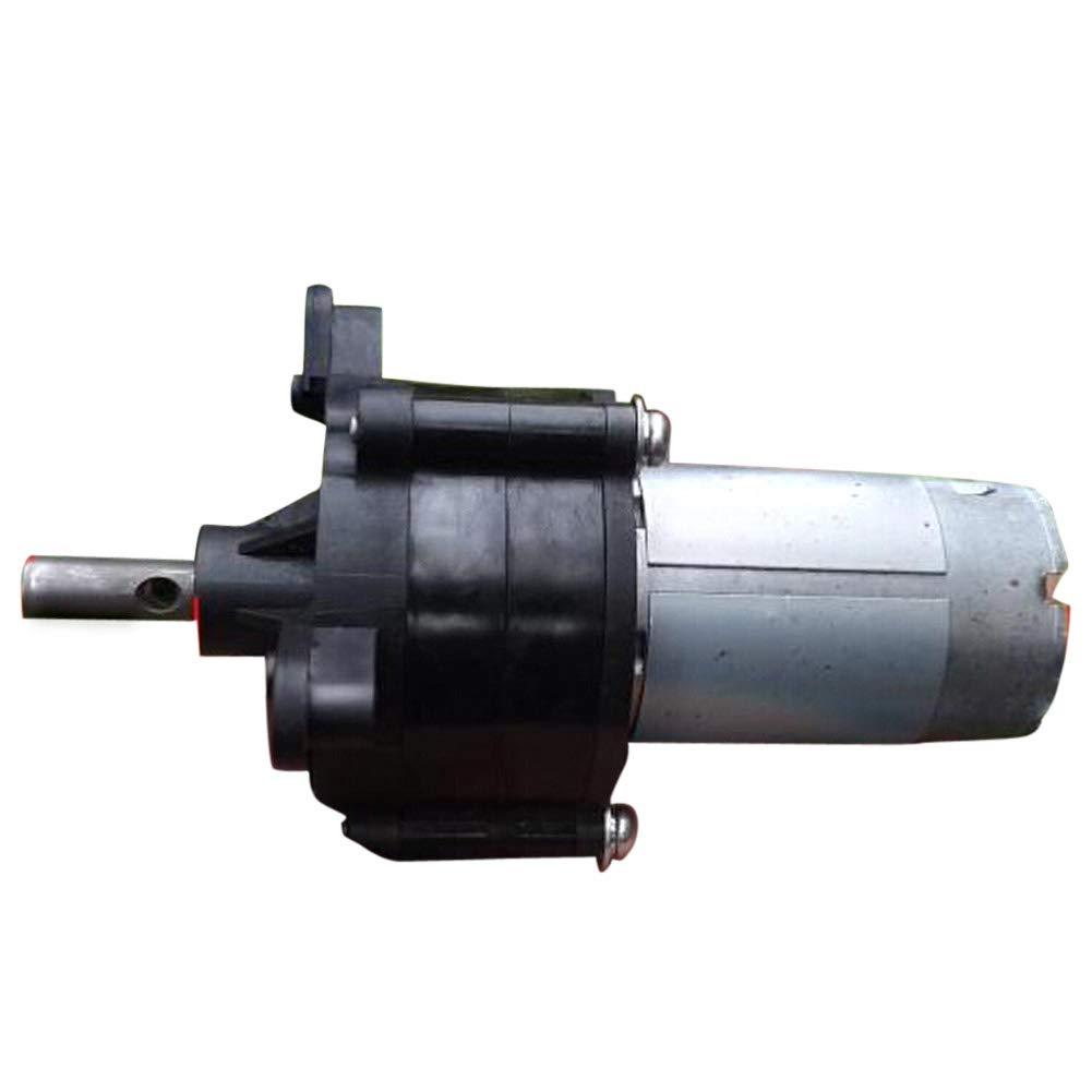 INZOK DC 6V 12V 24V Miniature Hand Crank Wind Hydraulic Generator Dynamotor Motor for DIY Car/Model/Hand Cranked Generator