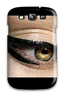 Hot Case Cover Skin For Galaxy S3 (eye)