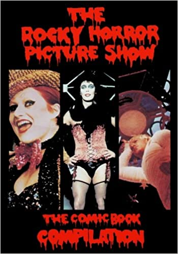 Rocky horror picture show comic book kevin vanhook gary reed rocky horror picture show comic book kevin vanhook gary reed 9780985749316 amazon books bookmarktalkfo Gallery