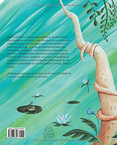 Yoga en la selva: Amazon.es: Ramiro Calle, Nívola Uyá: Libros