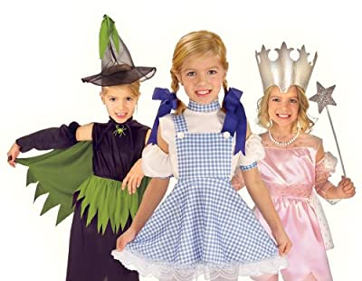 Toynk Toys - The Wizard of Oz Dress Up Trunk Child Costume Kits