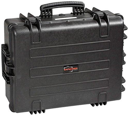 Explorer Cases 5822KTB 5822 Case with Custom Removable Padded Divider Bag for Cameras or Similar Electronic Gear and Organizer Lid Panel (Boyt Shoulder Bag)