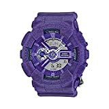 G-Shock GMAS-110HT-6A S-Series Heathered Color Luxury Watch - Purple / One Size