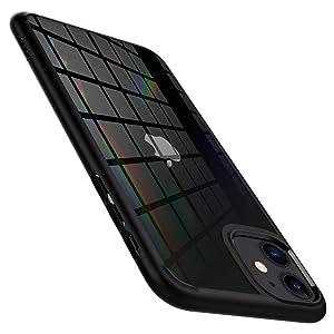 Spigen Ultra Hybrid Designed for Apple iPhone 11 Case (2019) - Matte Black