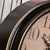 "JUSTUP 5.5"" Classic Retro Clock, European Style"