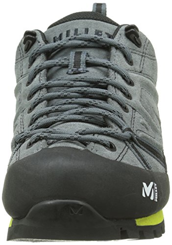 Chaussure Dapproche Guide Trident Millet - Homme Anthracite / Vert Acide