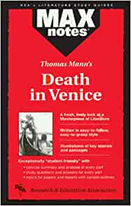 Digested classics: Death in Venice by Thomas Mann