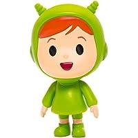 Boneco Nina Cardoso Verde 15cm