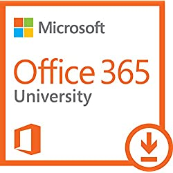 Microsoft Office 365 University 4 Year | PC or Mac Download