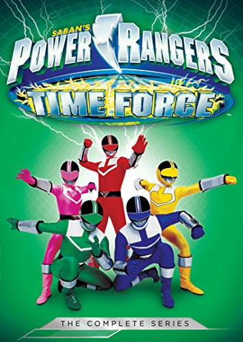Power Rangers: Time Force: The Complete -