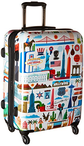 Heys Fvt USA 26 Inches, Fvt USA - Luggage Usa Heys Lightweight