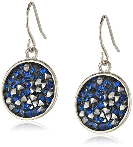 - Kenneth Cole New York Faceted Bead Disc Drop Earrings