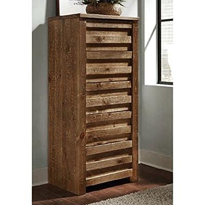 Progressive Furniture Melrose 5 Drawer Lingerie Chest