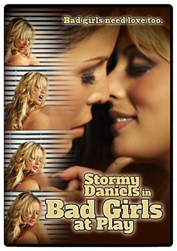 Stormy Daniels in Bad Girls at Play DVD by Full Moon Features