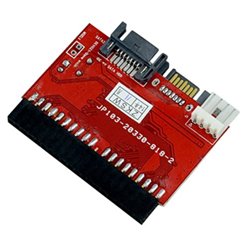 Aobiny Converter Brand PATA/IDE TO Serial SATA Interface Hard Drive HDD New Adapter Converter