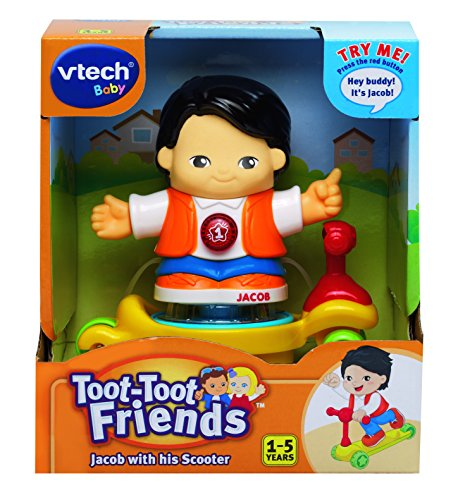 Vtech Toot Toot Friends Jacob And His Scooter Dispatched